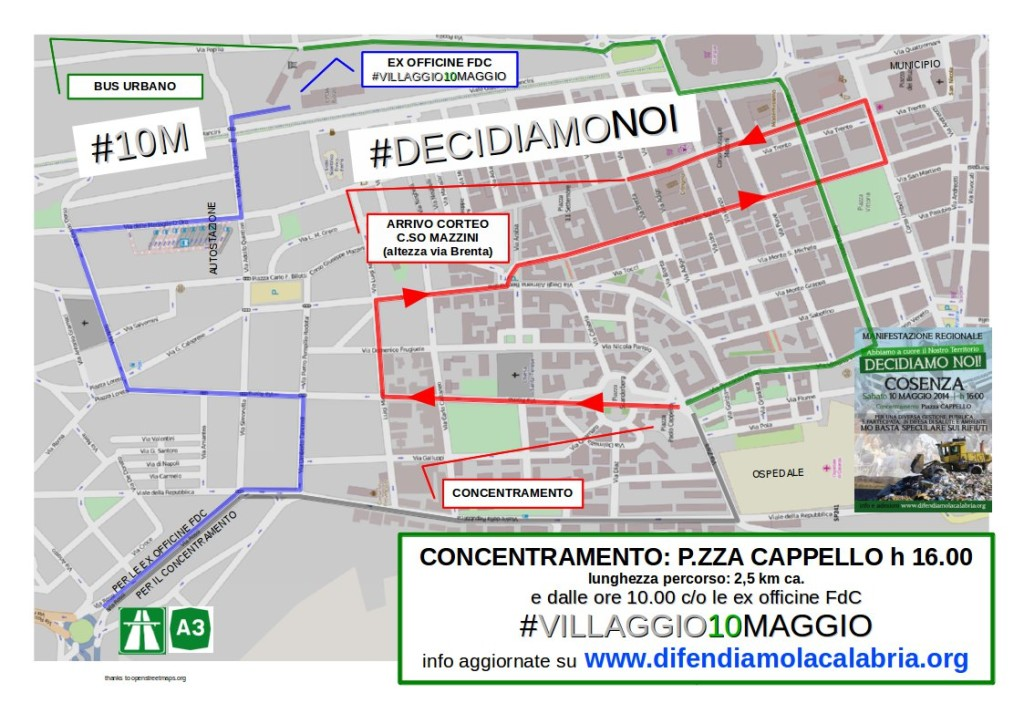 MAPPA #DECIDIAMONOI