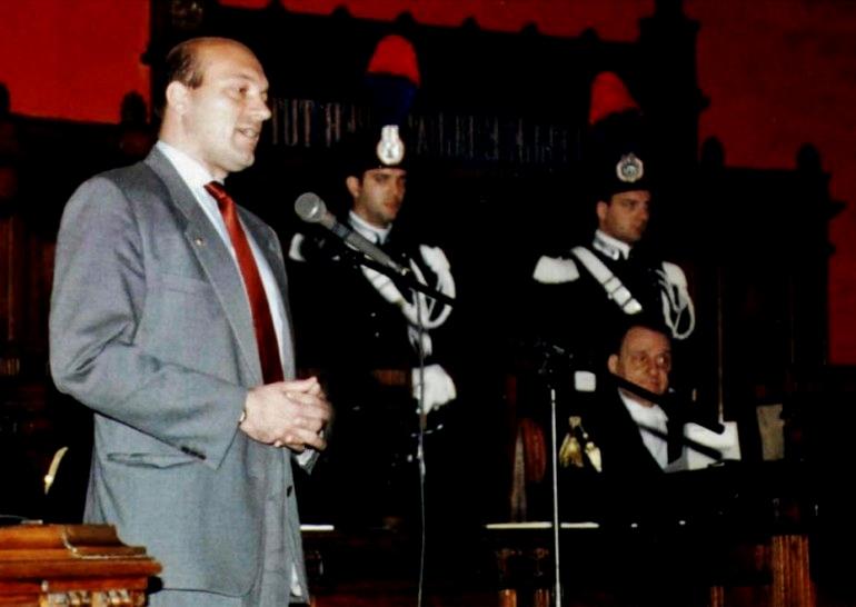 Amedeo Matacena, ex parlamentare di Forza Italia condannato per consorso esterno con la 'ndrangheta