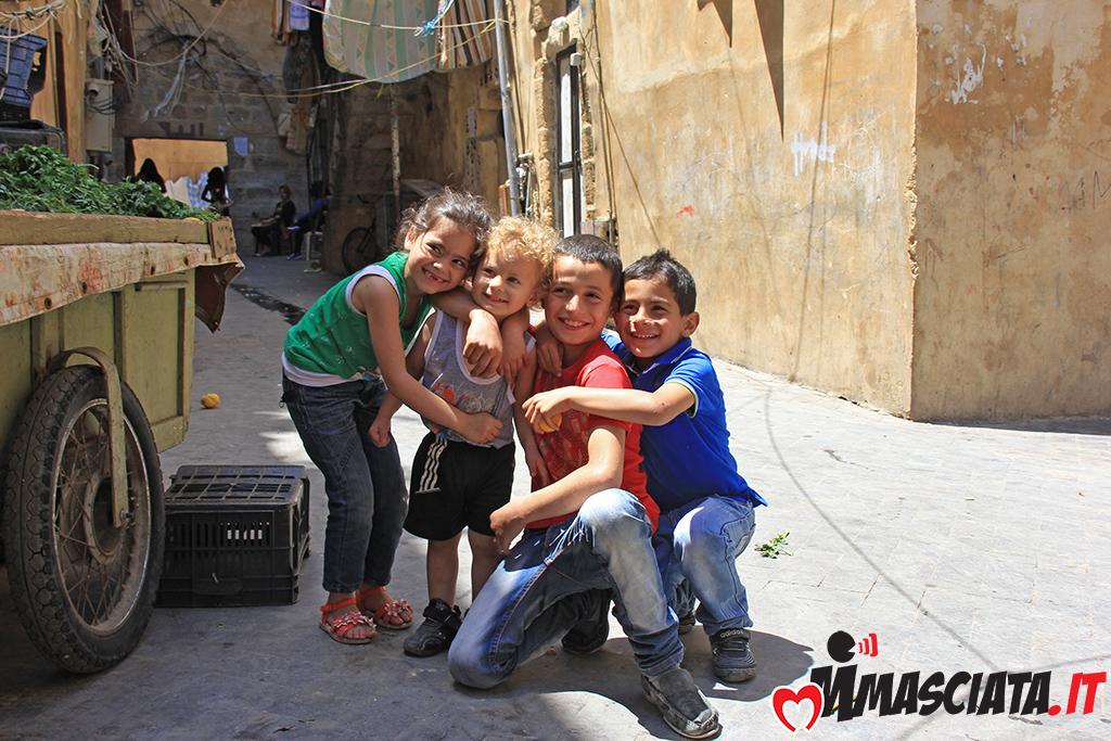 I bambini di Sidone