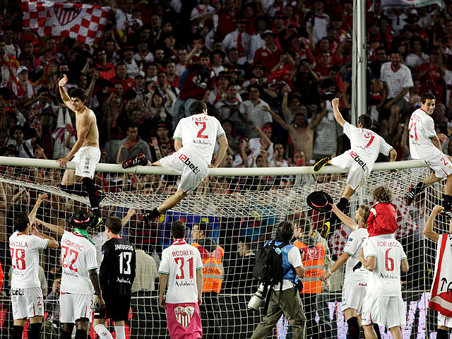 Grande festa a Torino perla conquista dell'Europa League