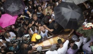 ballerino ucciso, proteste a Rio