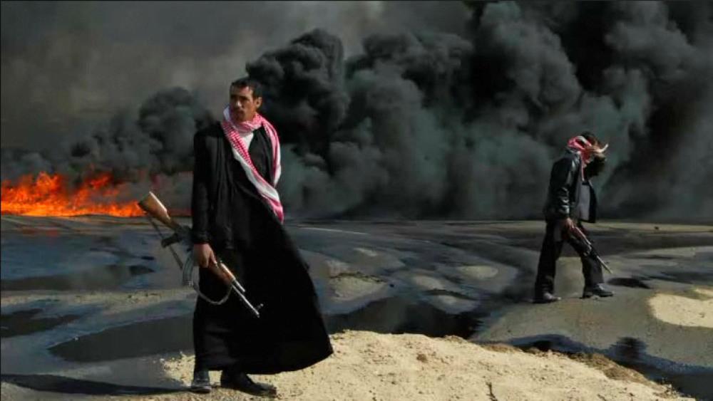 Esplosione nei pressi di un'università irakena (fotoReuters)