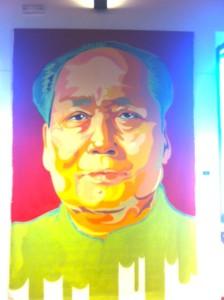 Mao. Dell'artista David Vecchiato