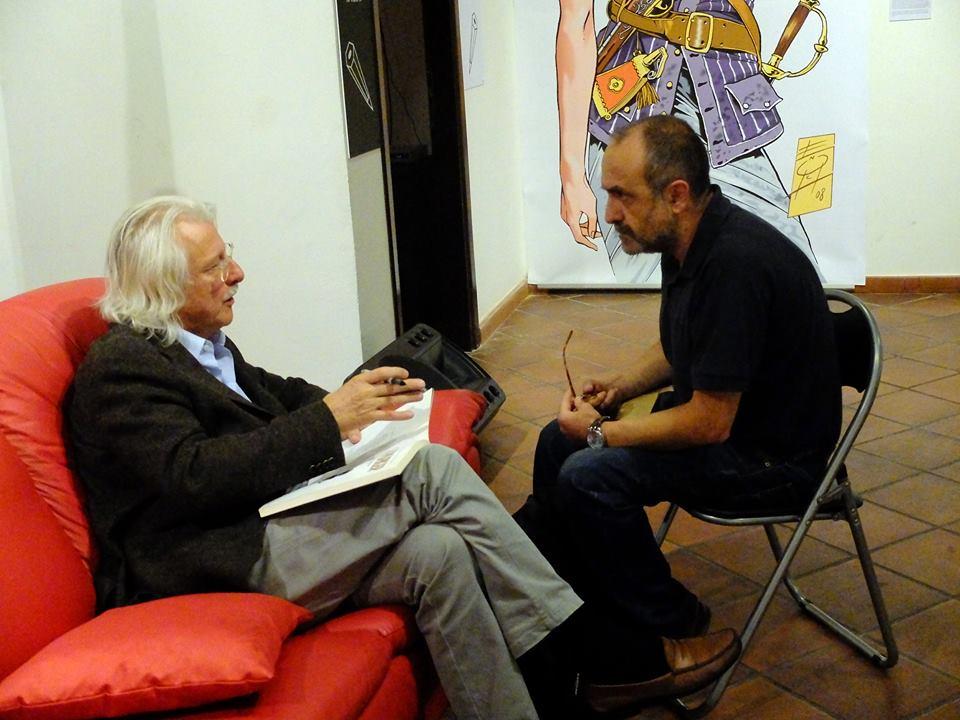 Ivo Milazzo, creatore di Ken Parker, intervistato da Michele Giacomantonio