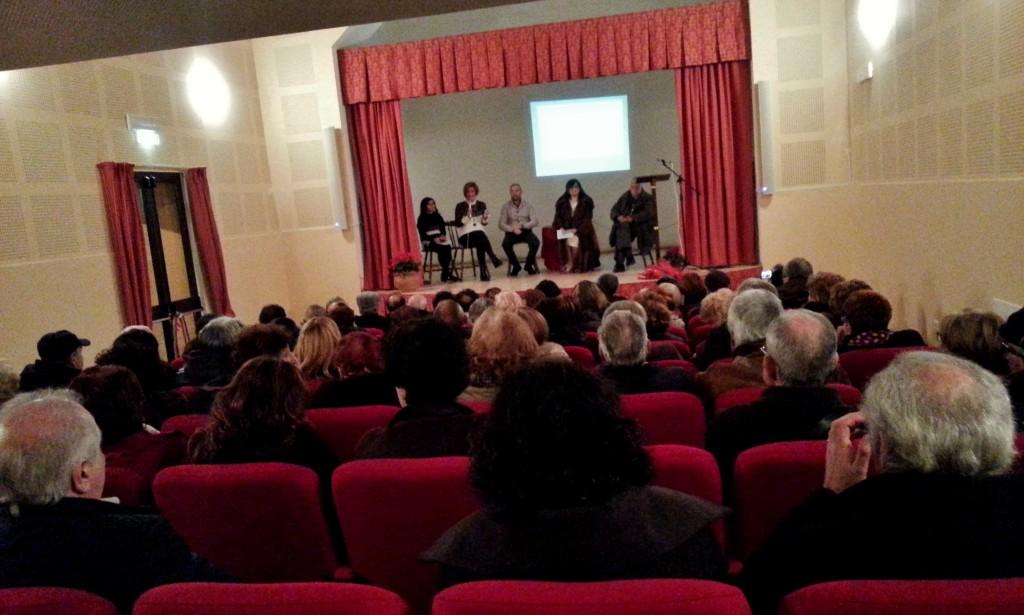 Il convegno dedicato al poeta Carrieri per la riapertura del teatro parrocchiale di San Pietro in Guarano