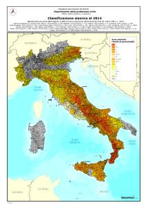 rischio sismico 2014