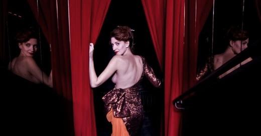 Erotic burlesque videos