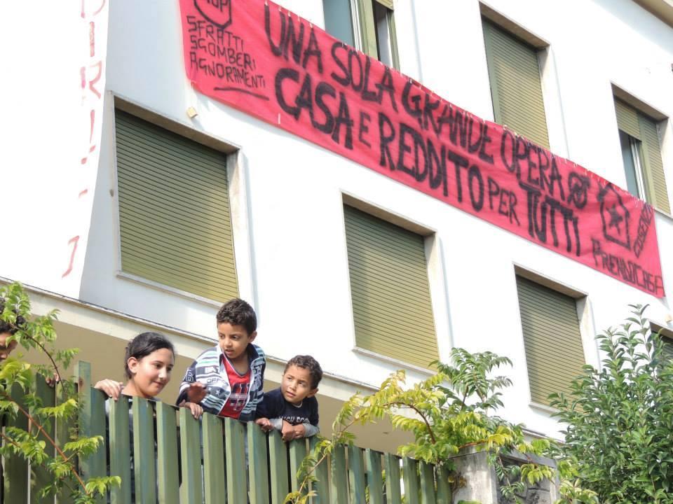 L'ex istituto delle Canossiane di Cosenza (FOTO Prendocasa)