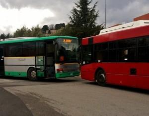 unical autobus in lotta