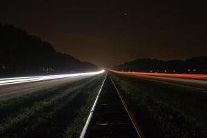 autostrada di notte 2