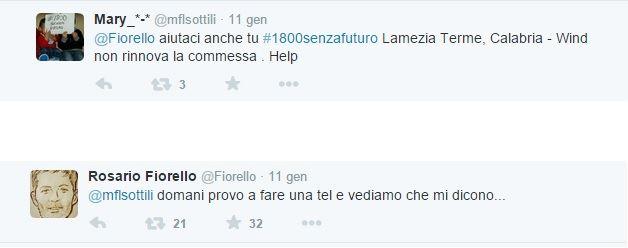infocontact fiorello