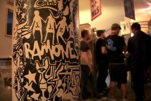 Il Ramones museum di Berlino (© Il Mitte)