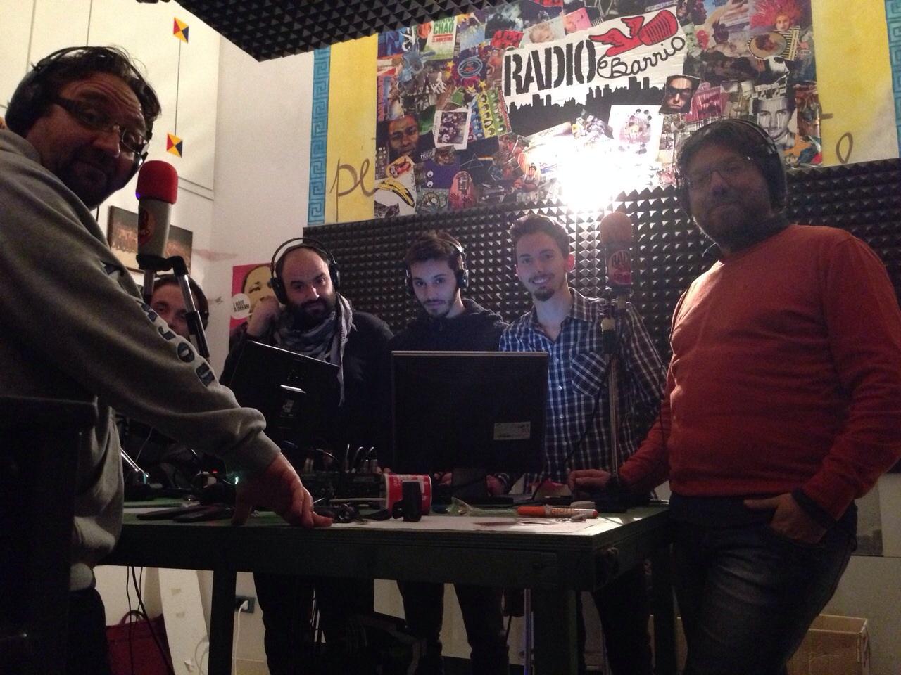 Radio Barrio compie due anni
