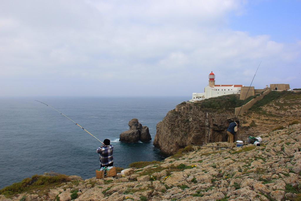 Il faro di Cabo de São Vincent