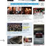 Per Repubblica il disastro in Calabria viene dopo gli Esteri e lo Sport