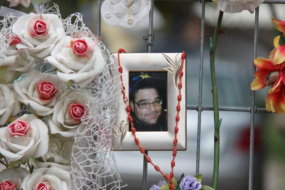 Vincenzo Sapia, morto a 29 anni durante un tentativo di contenimento dei carabinieri