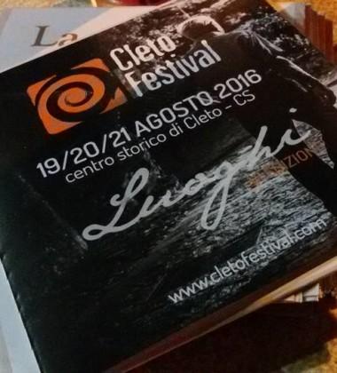 cleto festival 2016