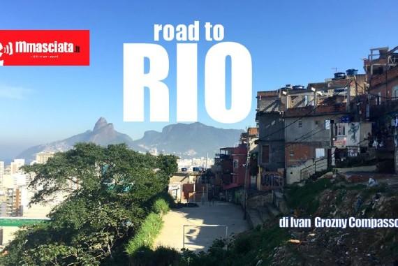 road to Rio cope