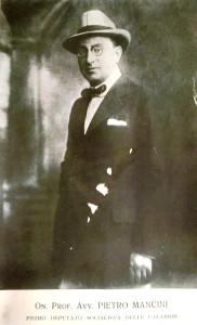 L'avvocato Pietro Mancini