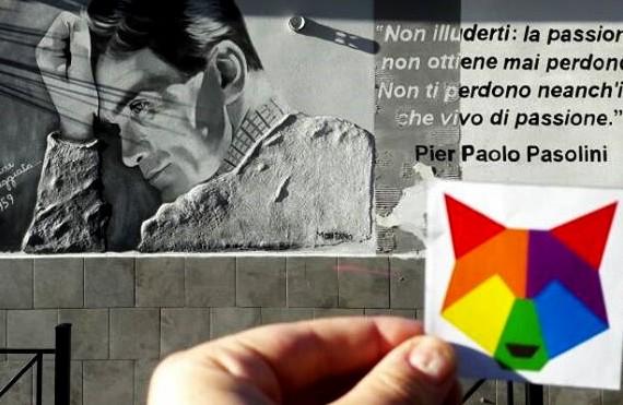 Pride Cs Pasolini