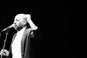 Pier Roberto Pascuzzo al Contest - La Voce (Foto di Sara Bruno)
