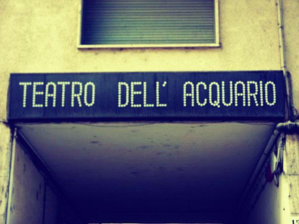 teatro acquario cosenza